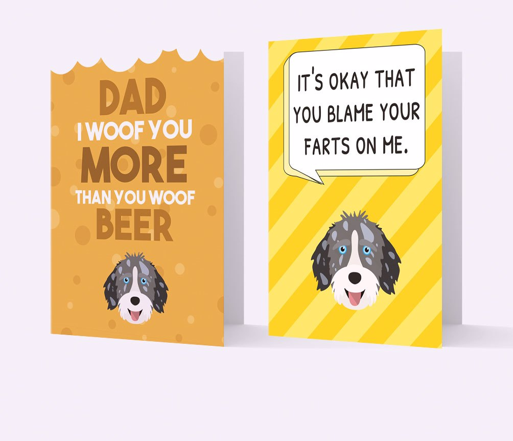 Cards for Dog Dads