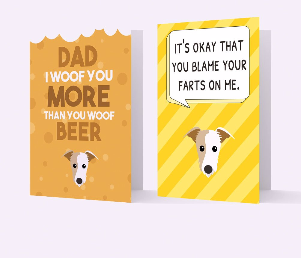 Father's Day Cards for Dog Dads