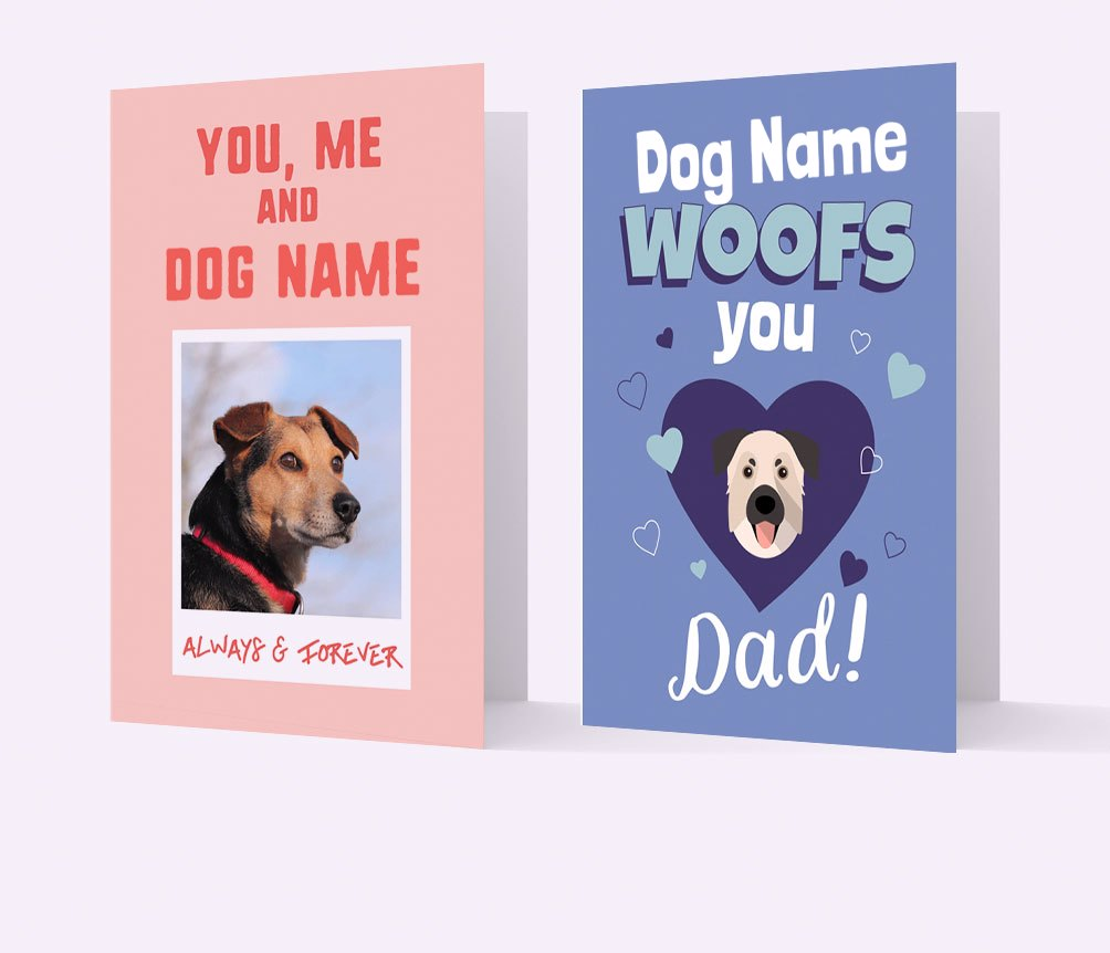 Personalised Romantic Cards