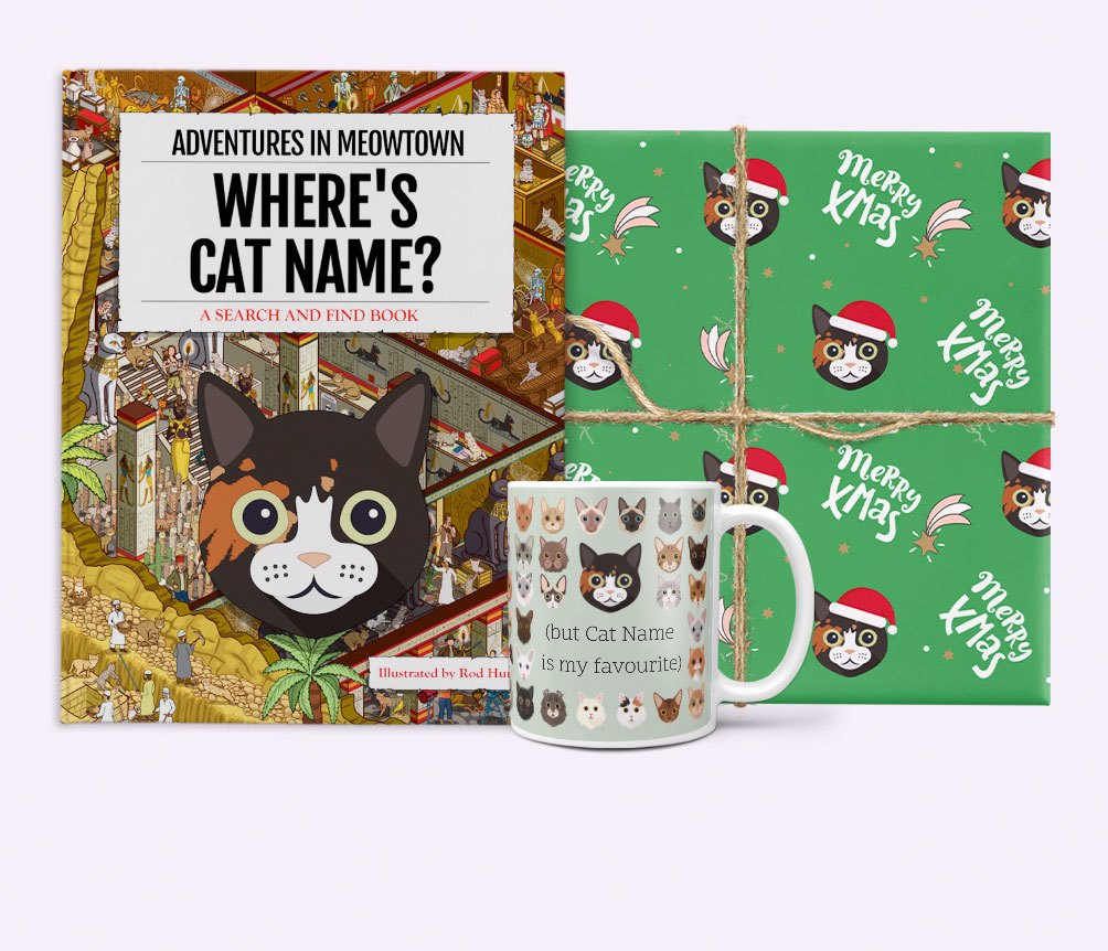 Christmas Cat Gifts
