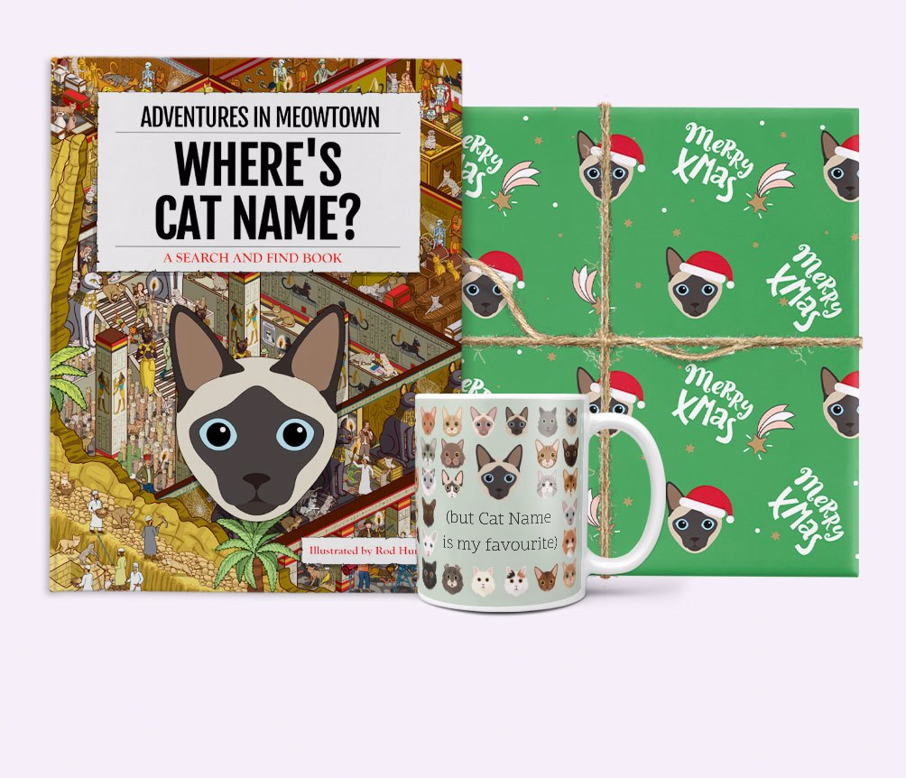 Christmas Best Selling Cat Gifts