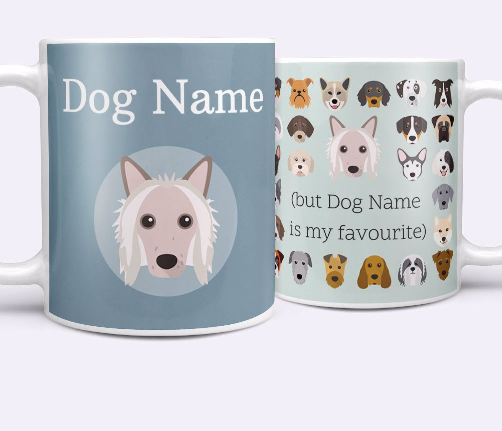 Your Personalised Hairless Chinese Crested Shop | Yappy com