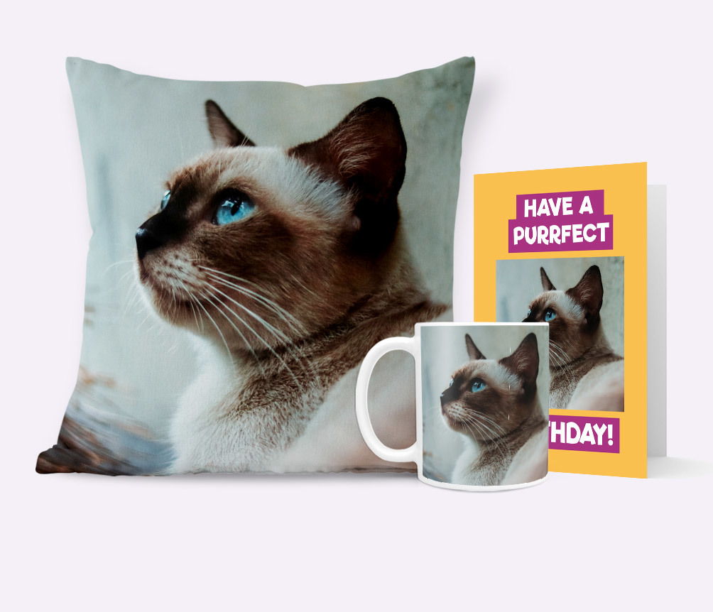 Photo Upload Cat Gifts
