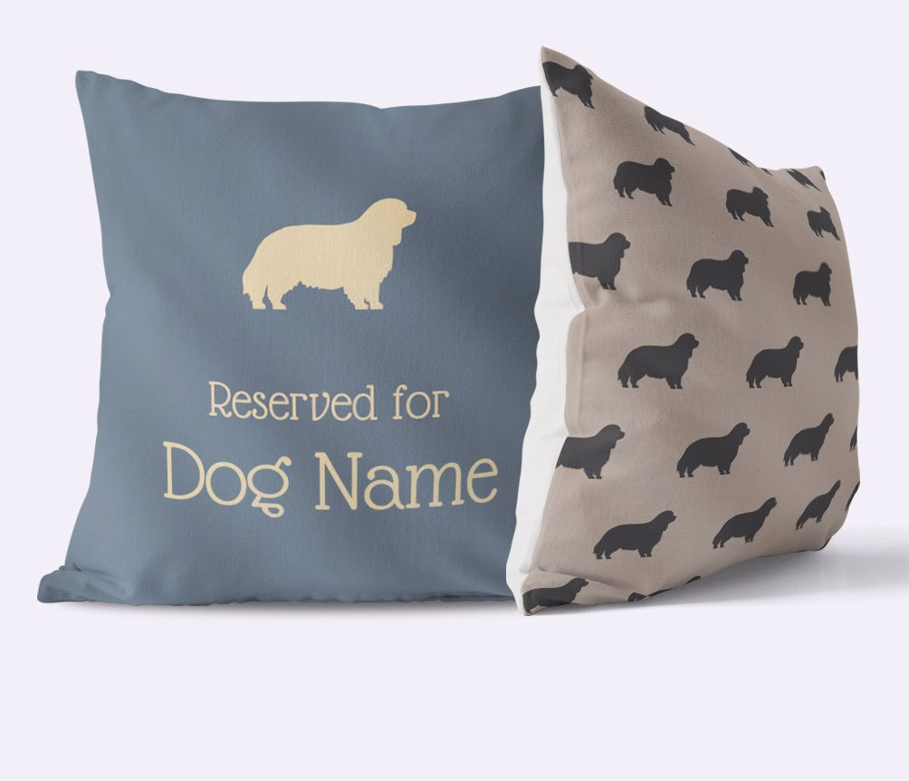 Personalized Pillows