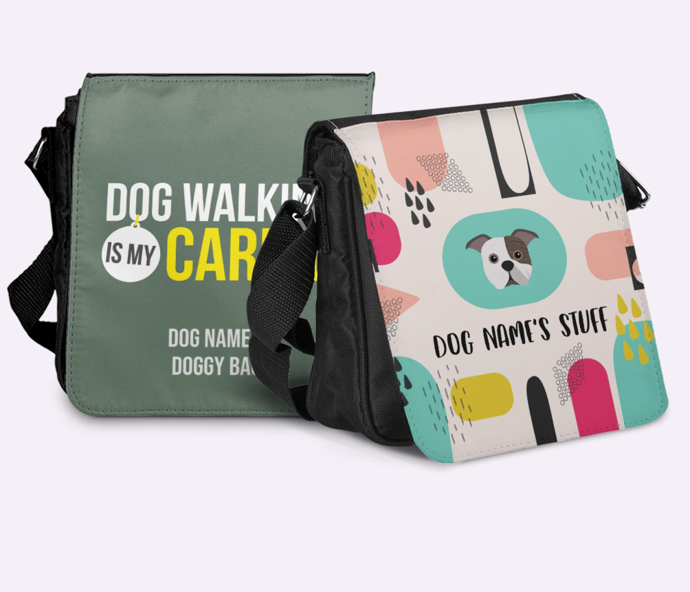 Personalized Dog Walking Bags (NEW)