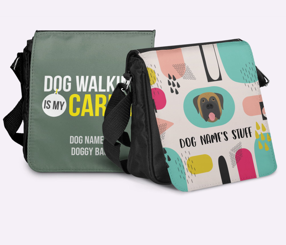 Dog Walking Bags