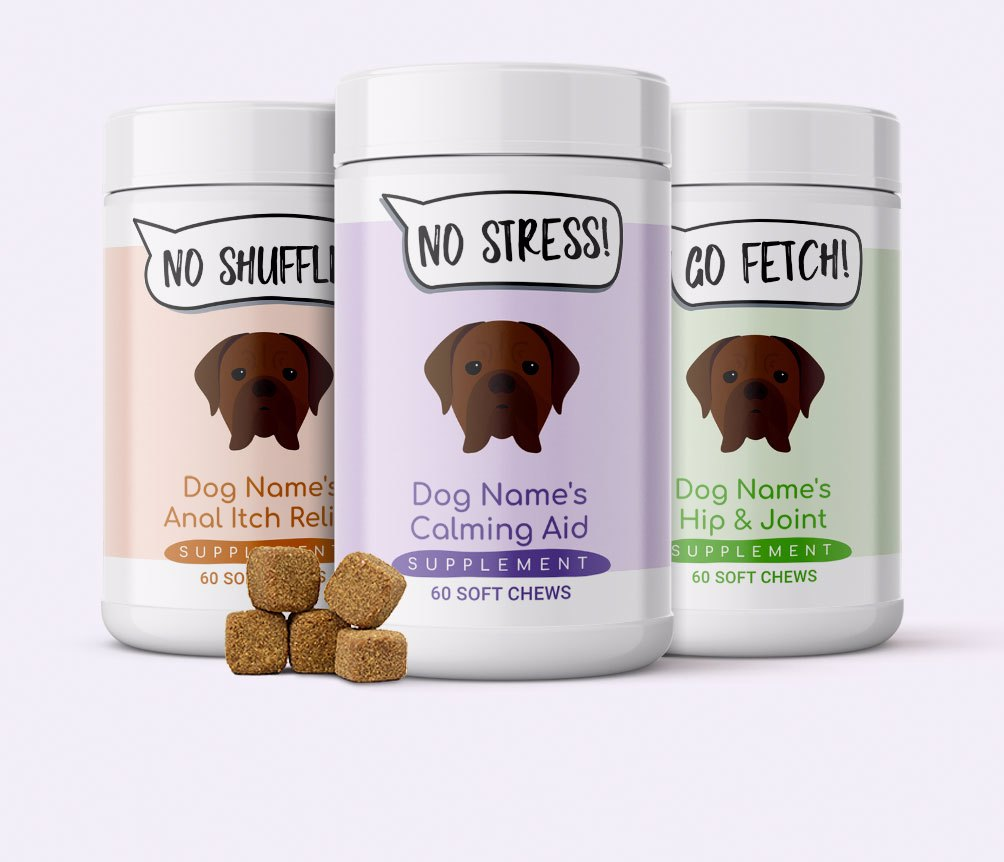 Dog Supplements & Healthy Chews