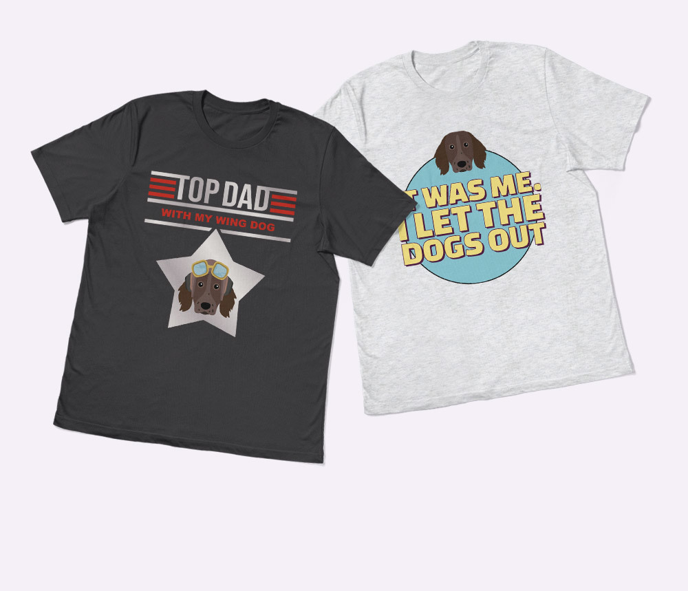 Personalised T-Shirts