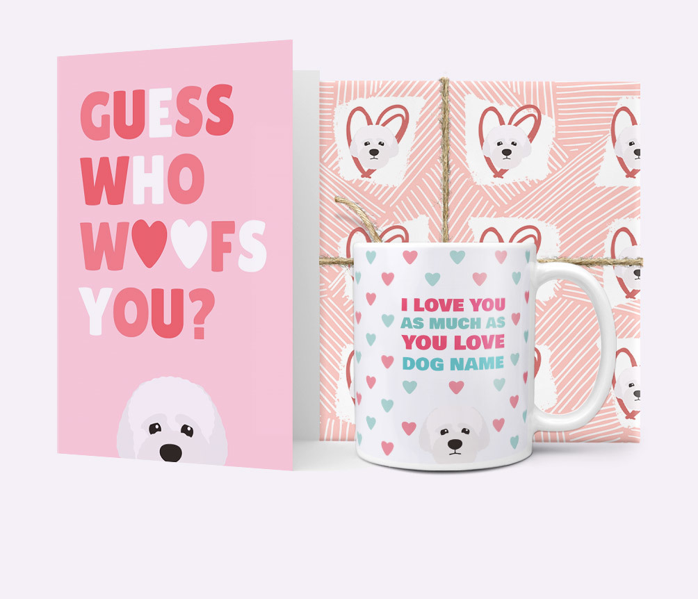 Valentine's Day Dog Gifts