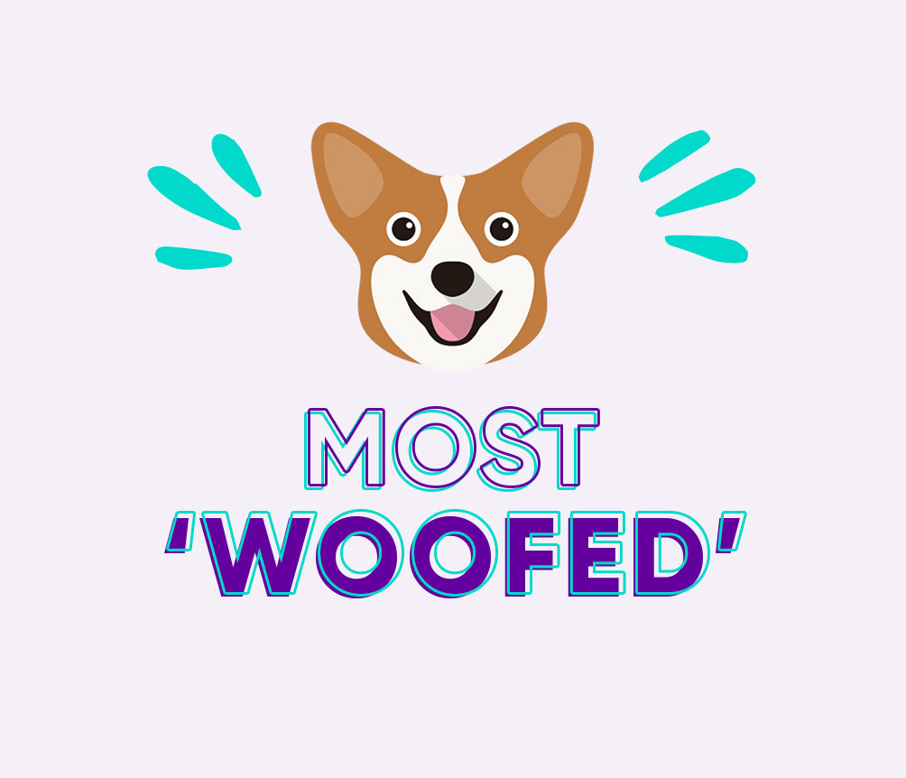 Most 'Woofed' Gifts