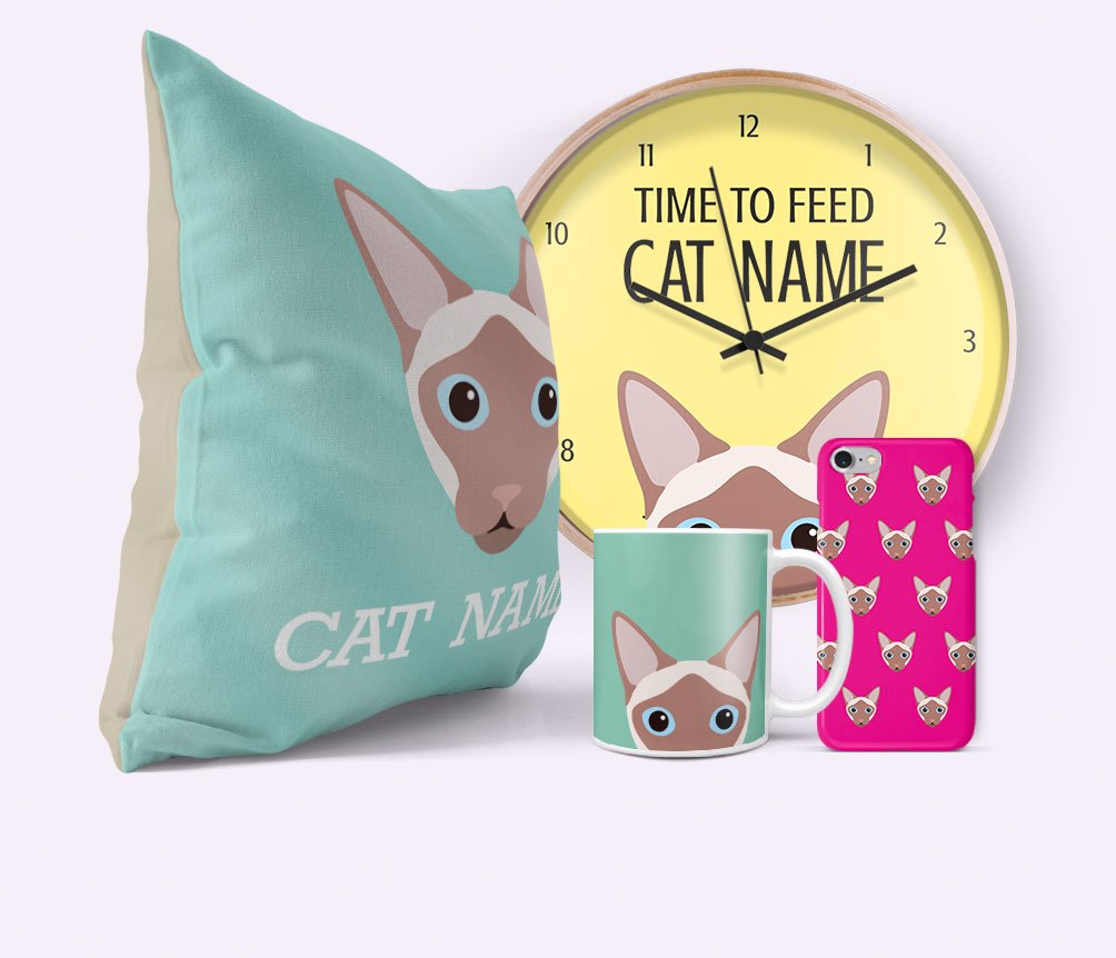 Personalized Cat Gifts